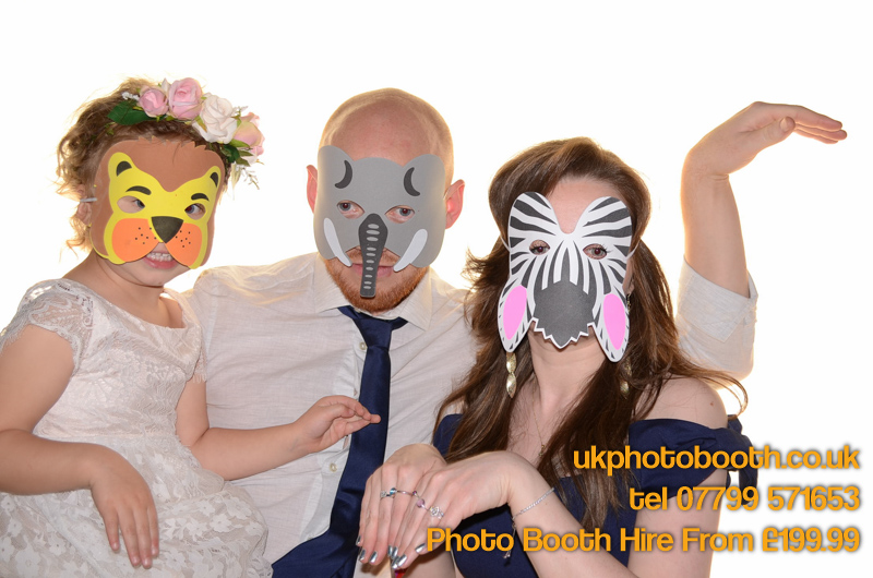 Sefton Wedding Photo Booth Hire-85