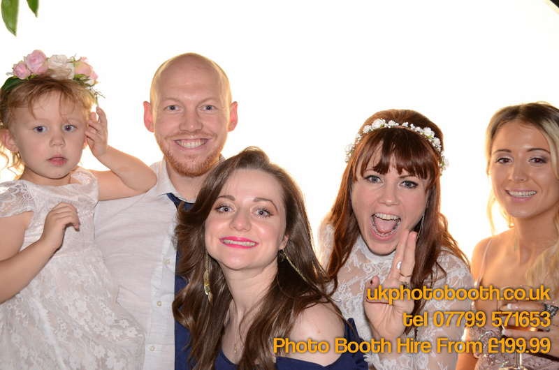 Sefton Wedding Photo Booth Hire-87