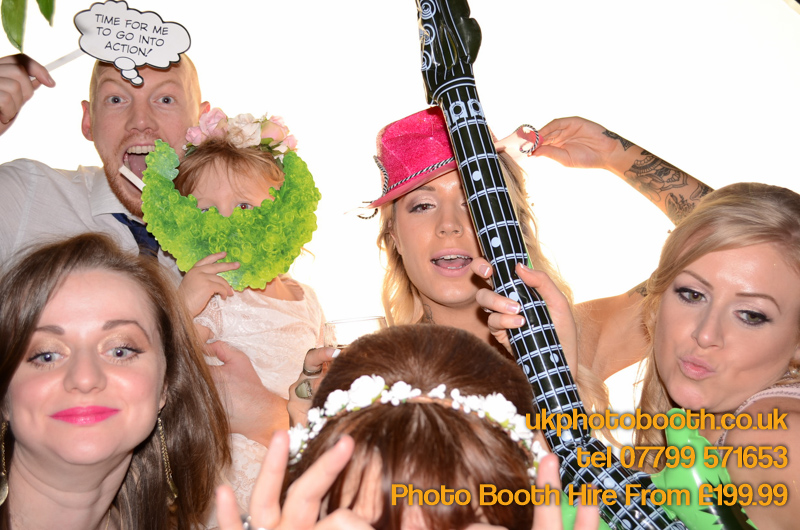 Sefton Wedding Photo Booth Hire-90