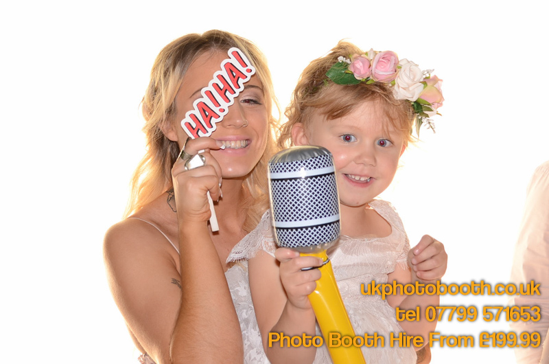 Sefton Wedding Photo Booth Hire-93