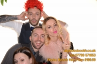Sefton Wedding Photo Booth Hire-76