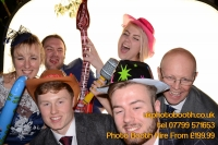 Sefton Wedding Photo Booth Hire-19