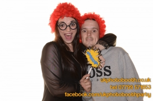 Leah 21st Birthday Party Photo Booth Hire-13