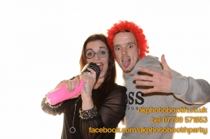Leah 21st Birthday Party Photo Booth Hire-14