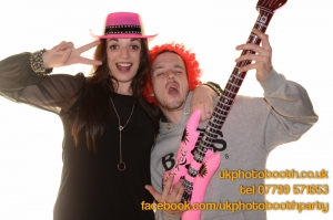Leah 21st Birthday Party Photo Booth Hire-15