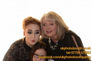 Leah 21st Birthday Party Photo Booth Hire-2