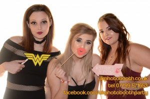 Leah 21st Birthday Party Photo Booth Hire-25