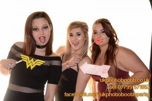 Leah 21st Birthday Party Photo Booth Hire-27