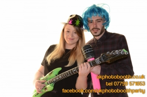 Leah 21st Birthday Party Photo Booth Hire-28