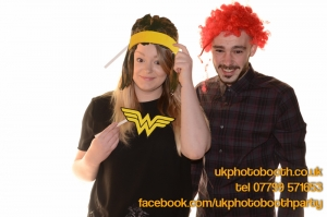Leah 21st Birthday Party Photo Booth Hire-30