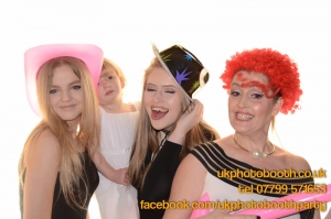 Leah 21st Birthday Party Photo Booth Hire-31