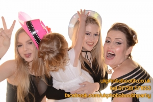 Leah 21st Birthday Party Photo Booth Hire-32