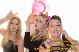 Leah 21st Birthday Party Photo Booth Hire-33