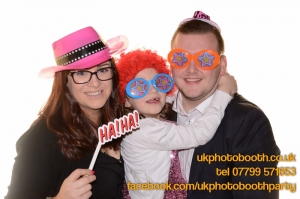 Leah 21st Birthday Party Photo Booth Hire-34