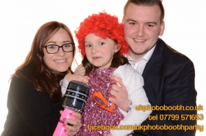 Leah 21st Birthday Party Photo Booth Hire-35