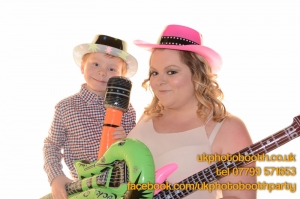 Leah 21st Birthday Party Photo Booth Hire-37