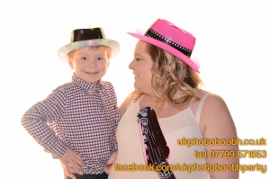 Leah 21st Birthday Party Photo Booth Hire-38