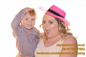 Leah 21st Birthday Party Photo Booth Hire-39