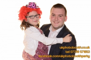 Leah 21st Birthday Party Photo Booth Hire-40