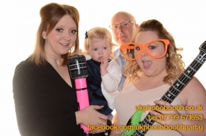 Leah 21st Birthday Party Photo Booth Hire-44