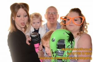 Leah 21st Birthday Party Photo Booth Hire-45