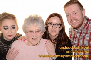 Leah 21st Birthday Party Photo Booth Hire-46