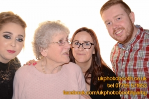 Leah 21st Birthday Party Photo Booth Hire-47