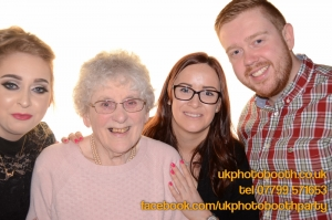 Leah 21st Birthday Party Photo Booth Hire-48