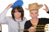 Poppies Xmas Party 2016 Photo Booth Hire-14