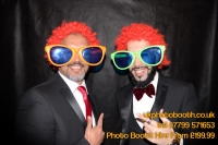 Ramada Park Hall Wolverhampton Photo Booth Hire - 10th April 2017-4