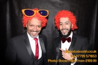Ramada Park Hall Wolverhampton Photo Booth Hire - 10th April 2017-6