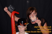 Tytherington Club Photo Booth Hire-25