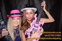 Carrie Ann and Mike Oldham Wedding Photo Booth Hire-15