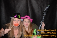 Carrie Ann and Mike Oldham Wedding Photo Booth Hire-18