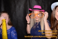 Carrie Ann and Mike Oldham Wedding Photo Booth Hire-2