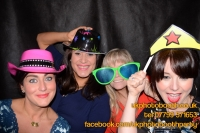 Carrie Ann and Mike Oldham Wedding Photo Booth Hire-20