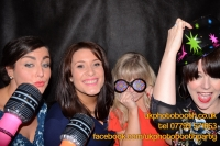 Carrie Ann and Mike Oldham Wedding Photo Booth Hire-21