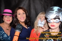 Carrie Ann and Mike Oldham Wedding Photo Booth Hire-24