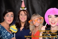 Carrie Ann and Mike Oldham Wedding Photo Booth Hire-25