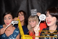 Carrie Ann and Mike Oldham Wedding Photo Booth Hire-27
