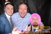 Carrie Ann and Mike Oldham Wedding Photo Booth Hire-28