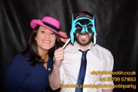 Carrie Ann and Mike Oldham Wedding Photo Booth Hire-31