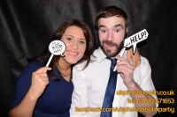 Carrie Ann and Mike Oldham Wedding Photo Booth Hire-32