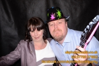 Carrie Ann and Mike Oldham Wedding Photo Booth Hire-35