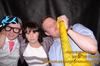 Carrie Ann and Mike Oldham Wedding Photo Booth Hire-36