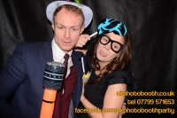 Carrie Ann and Mike Oldham Wedding Photo Booth Hire-38