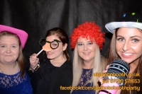 Carrie Ann and Mike Oldham Wedding Photo Booth Hire-4