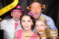 Carrie Ann and Mike Oldham Wedding Photo Booth Hire-40