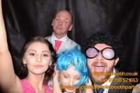 Carrie Ann and Mike Oldham Wedding Photo Booth Hire-44
