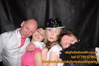 Carrie Ann and Mike Oldham Wedding Photo Booth Hire-45